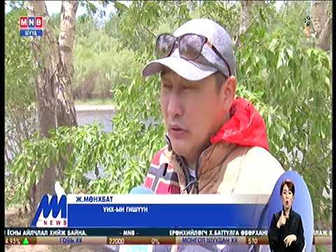 УИХ-ын гишүүн Ж.Мөнхбат залуустай хамтран Туул голын хогийг цэвэрлэлээ