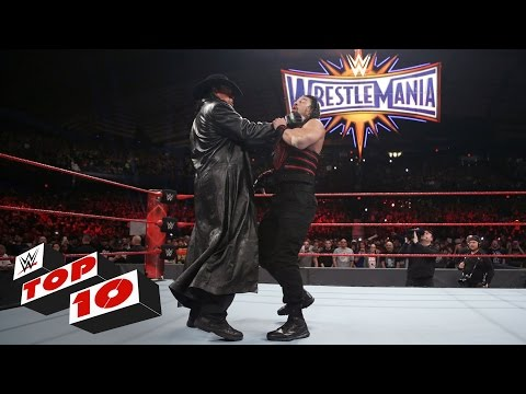 Top 10 Raw moments: WWE Top 10, Mar 6, 2017