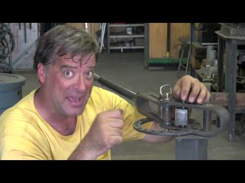 How to Use a Chinese Pipe Bender, Step-by-Step - Kevin Caron