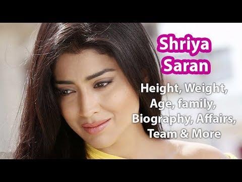Shriya Saran Height, Weight, Age, Affairs, Wiki & Facts