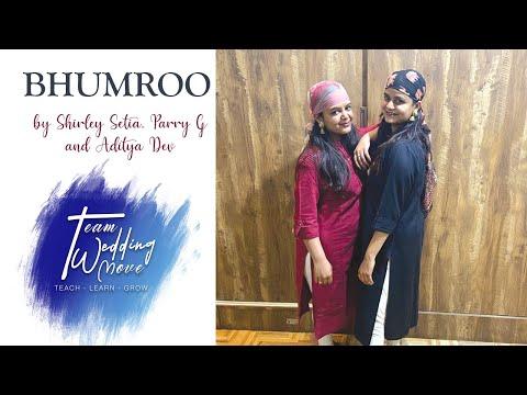 ELECTRO FOLK: BHUMBRO   Shirley Setia, Parry G & Aditya Dev   T-Series   Sangeet Choreography