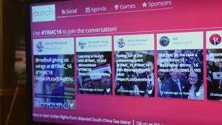 Live Display: O que há de novo na tecnologia de aplicativos para eventos