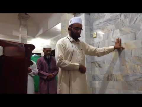 This Is Call Iman - Heavy Earthquake During Prayer In Indonesia Where Imam Continue Reciting