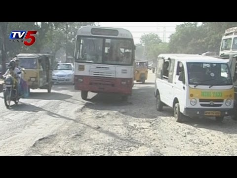 Voices and Choices Of Greater Hyderabad Roads : TV5 News