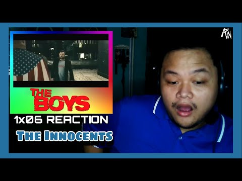 "The Boys 1x06 "" The Innocents "" Reaction"
