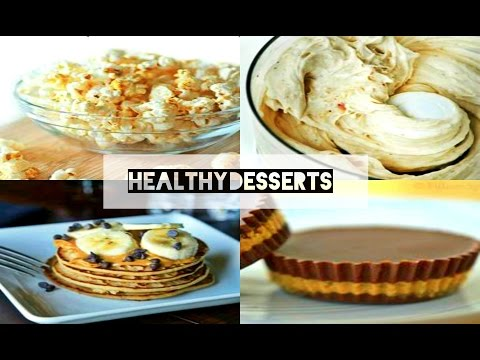| 5 Quick & Healthy Dessert Recipes |