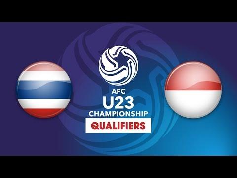 FULL | U23 THÁI LAN vs U23 INDONESIA | VFF Channel - Thời lượng: 12 phút.