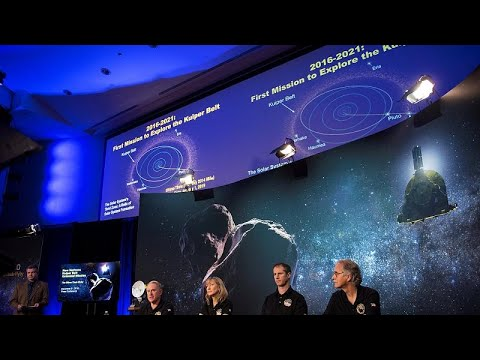 NASA: Το New Horizons «επέζησε» στην «΄Εσχατη Θούλη»