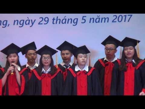 Lễ Tổng kết năm học 2016-2017 -Mãi mãi một tình bạn - Lời tạ từ