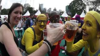 Hong Kong Rugby Sevens 2014 [FUNKY TIME-LAPSE]