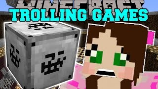 The Challenge Games begin and today we doing it trolling style!! Jen's Channel http://youtube.com/gamingwithjen Don't forget to ...