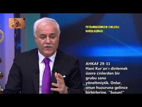 Video Nihat Hatipoğlu - Cinleri Anlatıyor - 09.01.2014 download in MP3, 3GP, MP4, WEBM, AVI, FLV January 2017