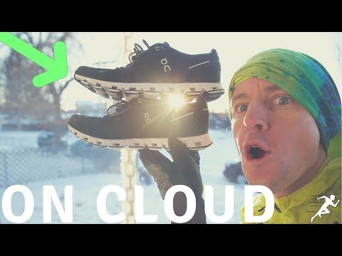 ON CLOUD Running Shoes First Impressions | MAJOR ISSUE