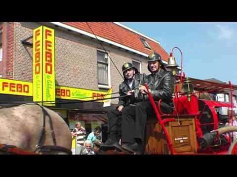 Westfriese Markt Schagen (2011) - Folkloristische optocht