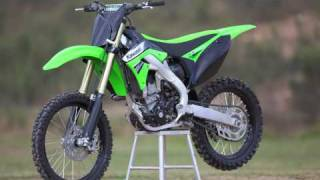 5. Kawasaki KX250F 2011 ride preview