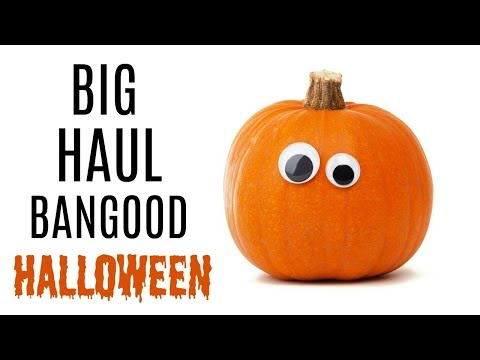 BIG HAUL BANGOOD SPECIAL HALLOWEEN & NOËL