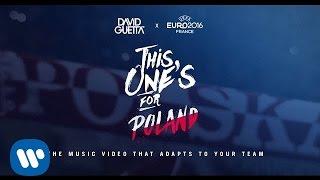 Lewy, Kuba i inni w klipie Davida Guetty stworzonym specjalnie dla Polski!