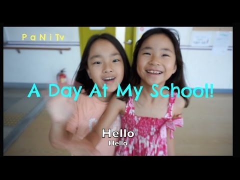 A Day At My Korean School ::LIFE IN KOREA::