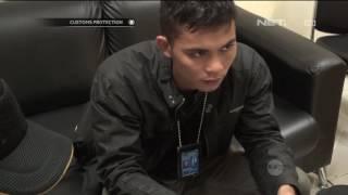 Video Pria ini Mengaku Menyimpan Sabu di Dalam Perut - Customs Protection MP3, 3GP, MP4, WEBM, AVI, FLV Januari 2019