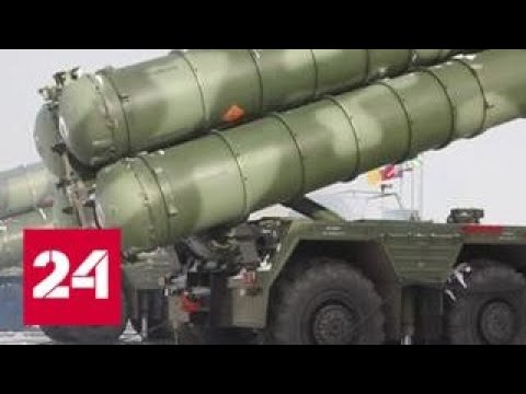С-400 заступили на боевое дежурство под Саратовом - Россия 24 - DomaVideo.Ru