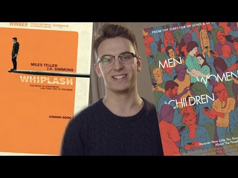 BFI Film Festival Reviews! (Whiplash and Men, Women & Children)