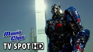 Transformers: Age of Extinction TV SPOT - Any Better (2014)
