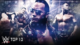 Video The Rock Layeth the SmackDown on WWE Top 10 - WWE Top 10 MP3, 3GP, MP4, WEBM, AVI, FLV Juni 2018