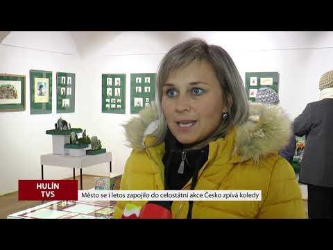 TVS: Hulín - Zpívání koled