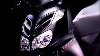 7. Aprilia Sportcity Cube 300 Scooter Promo Video