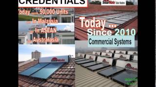 Dengkil Malaysia  city images : SOLARMATE - Solar Water Heaters. FIRST supplier in BROGA, DENGKIL, Malaysia for Thermal solar panels