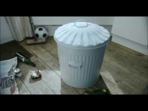 0 Lass deinen Mülleimer verhungern  Kampagne für Recycle for London