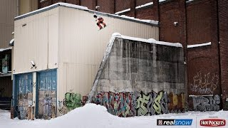 Check out Anto Chamberland's entry into Real Snow 2016, the all-urban, all-video snowboard contest presented by the World of X Games. SUBSCRIBE ► http://xgam...