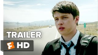 Being Charlie Official Trailer 1 (2016) - Nick Robinson, Common Movie HD