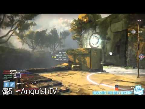 21  Destiny  Top 5 NO LAND BEYOND Sniping Kill Clips Of The Week   Episode 46