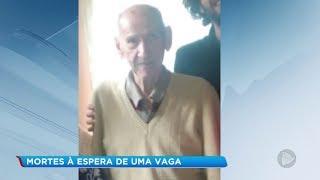 Idoso de 90 anos morre enquanto esperava há uma semana por vaga de internação