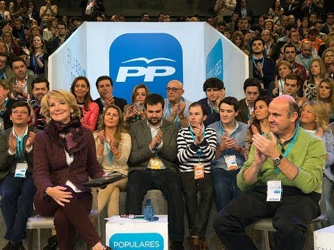 España competitiva: Luis de Guindos-Esperanza Aguirre.