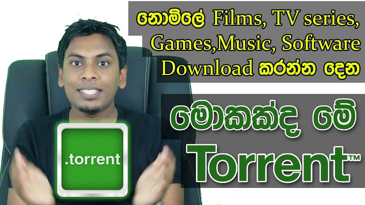 What is Torrent & How it Works Explain in Sinhala - Sinhala Geek