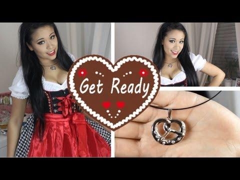 Get Ready for Oktoberfest | Sandy Lee by BeautyDynamite