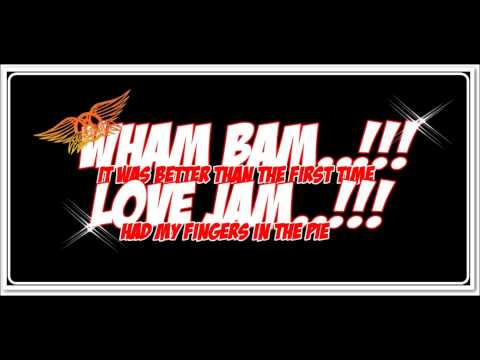 Aerosmith - Wham bam lyrics