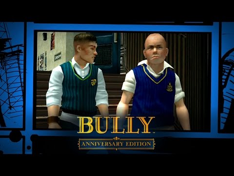 Bully: Anniversary Edition Trailer (iOS And Android)