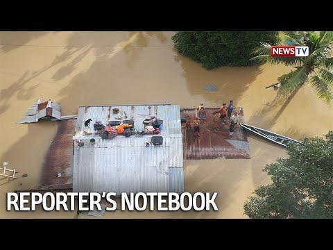 Reporter's Notebook: Lampas-tao na baha dulot ng bagyong Ulysses, tinutukan ng 'Reporter's Notebook'