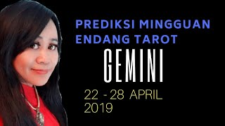 Video GEMINI  | 22 - 28 APRIL 2019  Endang Tarot (Indonesia) - Minggu 119 Tahun 2019 MP3, 3GP, MP4, WEBM, AVI, FLV April 2019