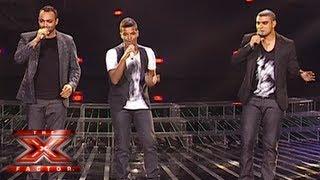 فرقة مرايا - الفرصة الأخيرة - العروض المباشرة الأسبوع 4 - The X Factor 2013