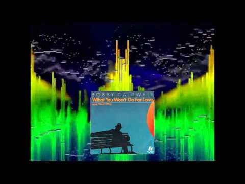 Video Bobby Caldwell - What You Won't Do For Love (Maxi Extended Rework Dave Allison Edit) [1978 HQ] download in MP3, 3GP, MP4, WEBM, AVI, FLV January 2017