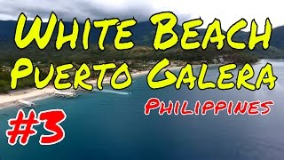 Puerto Galera Philippines  City new picture : Puerto Galera White Beach AWESOME Philippines Mindoro 2016 #3 Phantom 4