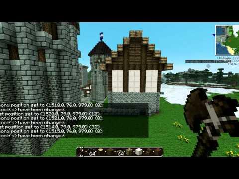 Ciudad Medieval Minecraft || La Ciudad Parte 1 || ...empezamos por lo basico
