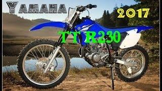 7. AMAZING!2017 Yamaha TT R230 Specification