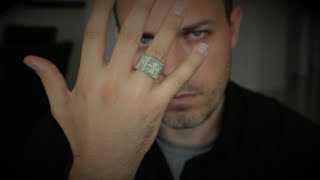 ILLUMINATI Ring Through Finger Magic Trick