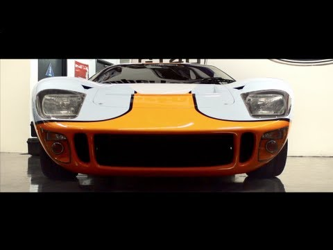0 Some Assembly Inspired: Continuing the Ford Le Mans Legend with the Superformance GT40 [Video]