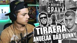 Redimi2 - Gravy (RIP BAD BUNNY Y ANUEL AA) Trapstorno 7 Reaccion